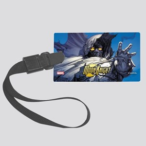 Moon Knight Large Luggage Tag