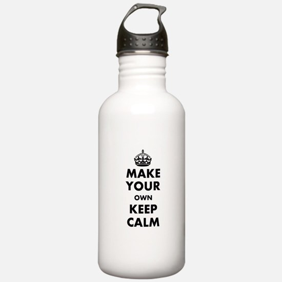Make Your Own Keep Cal Water Bottle