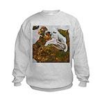Taneycomo Sculpin in thin water Sweatshirt
