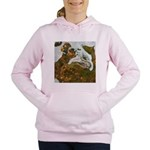Taneycomo Sculpin in thin water Women's Hooded Swe