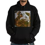 Taneycomo Sculpin in thin water Hoodie