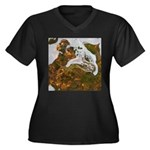Taneycomo Sculpin in thin water Plus Size T-Shirt