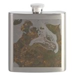 Taneycomo Sculpin in thin water Flask