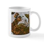 Taneycomo Sculpin in thin water Mugs
