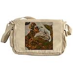 Taneycomo Sculpin in thin water Messenger Bag
