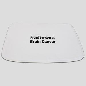 Brain Cancer Bathmat