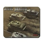 Leopard 2 Family Mousepad