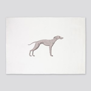 Whippet 5'x7'Area Rug