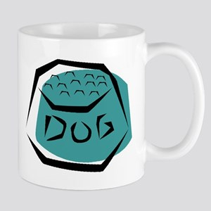 Dog Dish Mugs