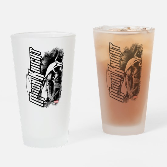 Moon Knight 2 Drinking Glass