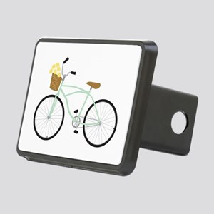 Bicycle Flower Basket Hitch Cover