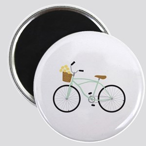 Bicycle Flower Basket Magnets