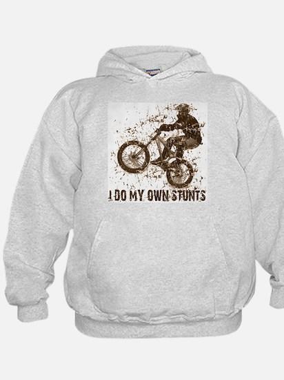 Mountain Bike, BMX - Stunts Hoodie
