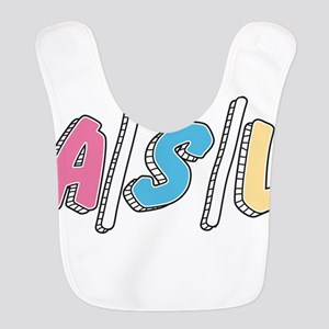 Cute A/S/L Internet Bib