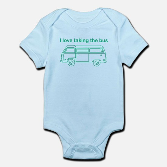 Taking the bus Body Suit