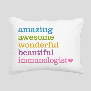 Immunologist Rectangular Canvas Pillow