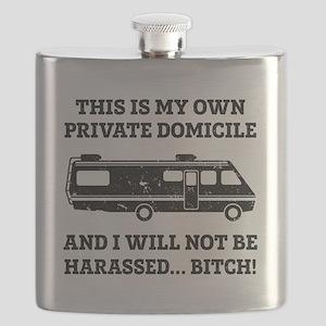 Funny Breaking Bad Flask