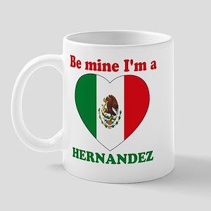 Hernandez, Valentine's Day Mug