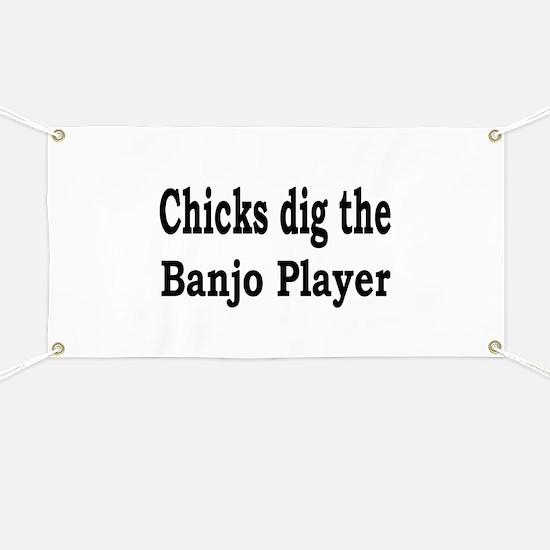 Banjo Banner