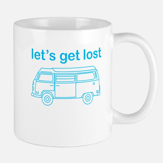 Let's get lost Mugs