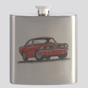 Ford Mustang Flask