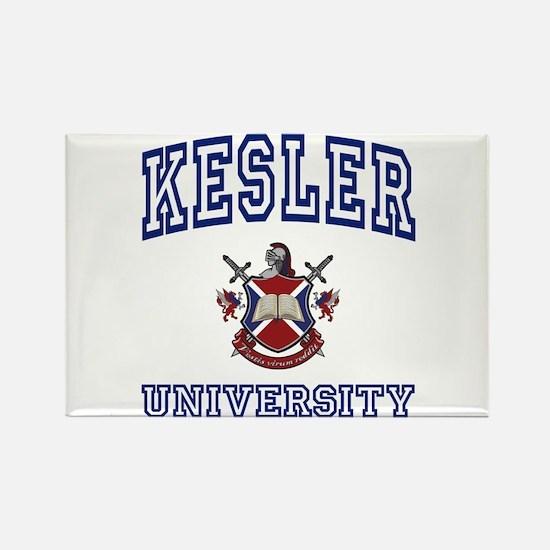 KESLER University Rectangle Magnet