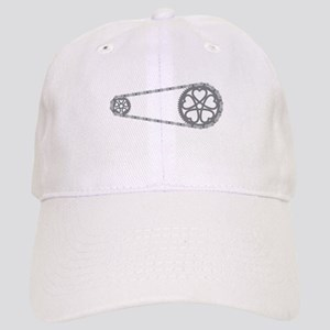 Bicycle Gears Baseball Cap