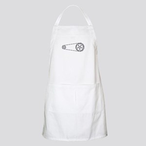 Bicycle Gears Apron