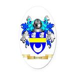 Harney Oval Car Magnet