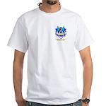 Harnett White T-Shirt
