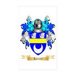 Harnett Sticker (Rectangle 50 pk)