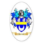 Harnett Sticker (Oval 10 pk)