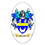 Harnett Sticker (Oval 50 pk)