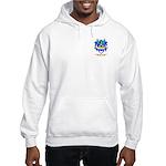 Harnet Hooded Sweatshirt