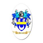 Harnet 35x21 Oval Wall Decal