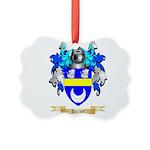 Harnet Picture Ornament