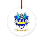 Harnet Ornament (Round)