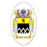 Harmer Sticker (Oval 10 pk)