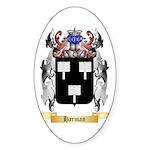 Harman Sticker (Oval)