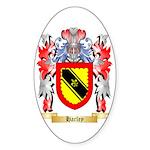 Harley Sticker (Oval 10 pk)