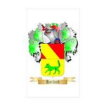 Harland Sticker (Rectangle 50 pk)