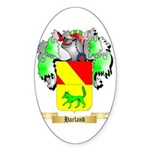 Harland Sticker (Oval)