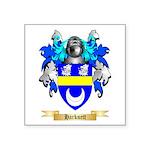 Harknett Square Sticker 3