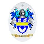 Harknett Ornament (Oval)