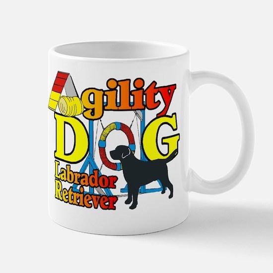 Labrador Retriever Agility Mug