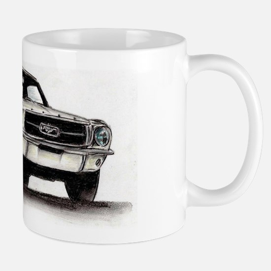 Ford Mustang Mugs