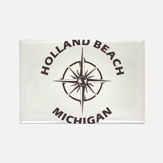 Michigan - Holland Beach Magnets