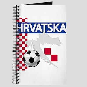 Hrvatska Croatia Futbol Journal