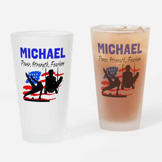 GYMNASTICS CHAMP Drinking Glass