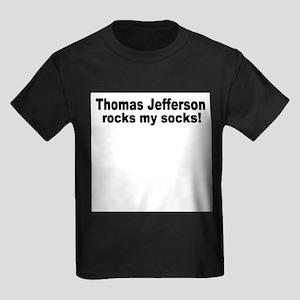 thomas2 Kids Dark T-Shirt